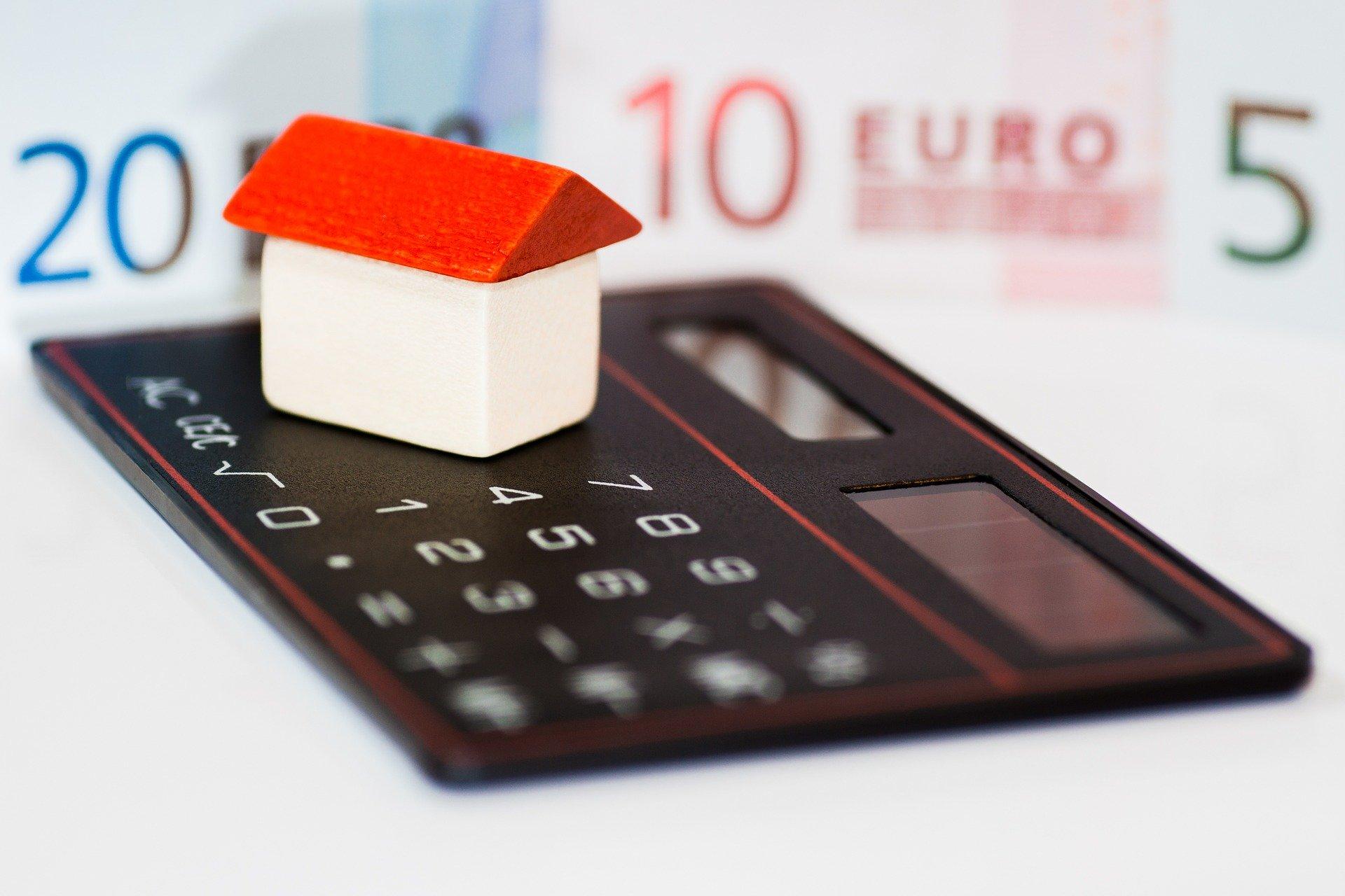 Prix d'une maison et dettes
