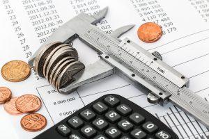 dettes d'argents et économies